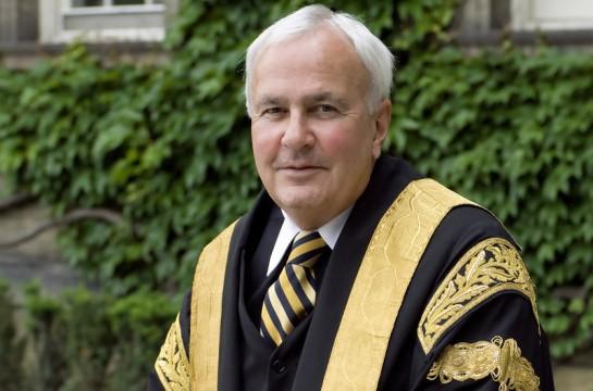 Chancellor Emeritus David Peterson